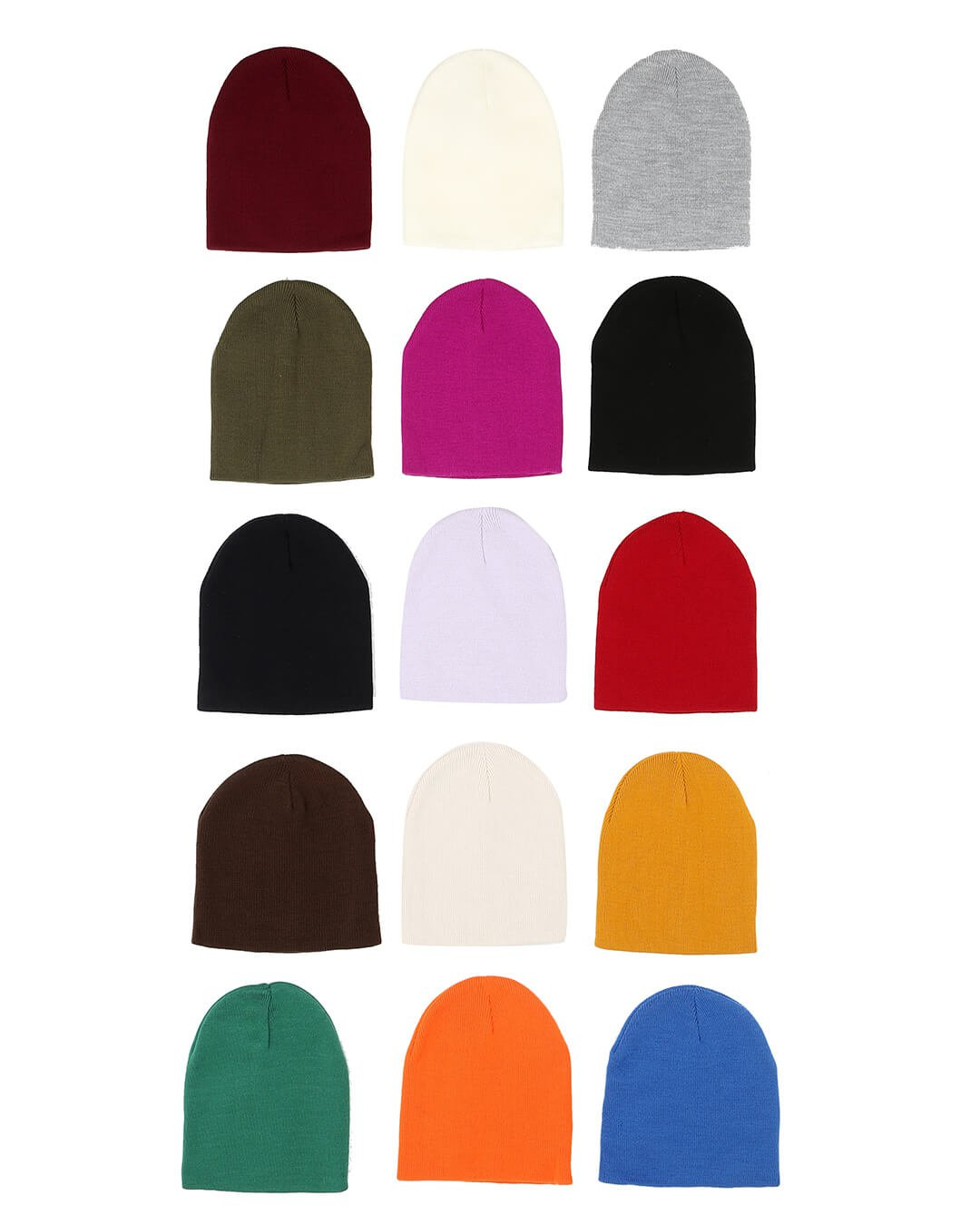 CMFW-19-01 - Düz Bere - Ürün Kapak Resmi - CMF Şapka
