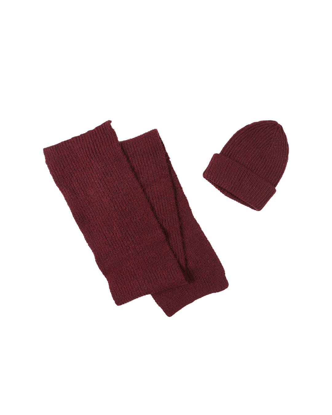 CMFW-19-61 - Lüx Atkı Bere Takımı - CMF Tekstil