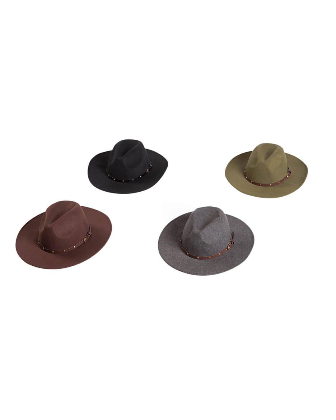 DYW-18-08 - Fötr Şapka - CMF Tekstil